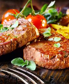 爵士牛排加盟店 100%原切牛排的承诺与信赖